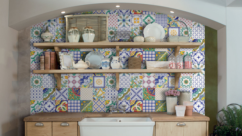 Pavimenti e rivestimenti interni ed esterni innocenti for Maioliche da cucina